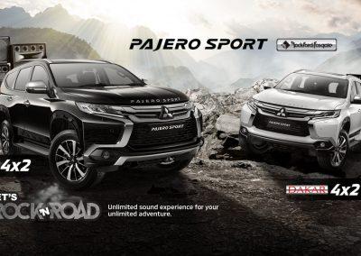 Pajero Sport Rockford Fosgate Edition (1)